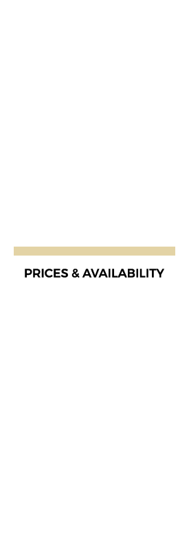 Prices and Availability